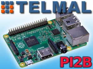 Raspberry Pi B+ v2 1GB RAM 4-rdzenie ARM Cortex