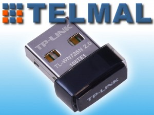 Karta sieciowa WIFI TL-WN725N tplink USB dongle